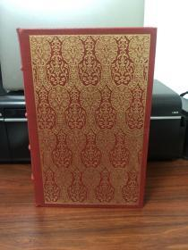 《THE DIVINE COMEDY(神曲)》Easton Press 真皮精装限量本
