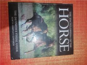 THE ENCYCLOPEDIA OF THE HORSE 精装