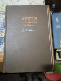 STATICS SECOND EDITION 静力学第二版