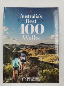 australia's best 100 walks 澳大利亚最好的100次散步