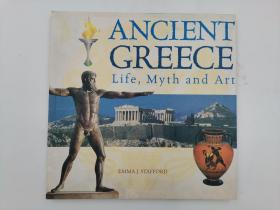 Ancient Greece: Life,Myth and Art   古希腊:生命、神话与艺术