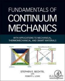 Fundamentals Of Continuum Mechanics: With Applications To Mechanical Thermomechanical And Smart Ma