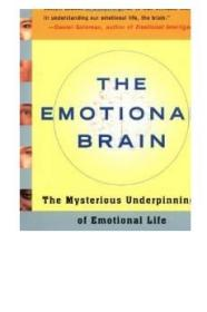 英文原版The Emotional Brain: The Mysterious Underpinnings of