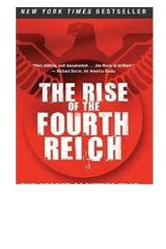 英文原版The Rise of the Fourth Reich: The Secret Societies T