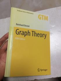 现货 Graph Theory (Graduate Texts in Mathematics)   英文原版 图论