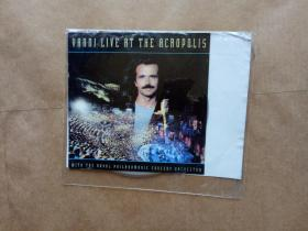 YANNI LIVE AT THE  ACROPOLIS 光盘