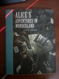 ALICE`S ADVENTURES IN WONDERLandw
