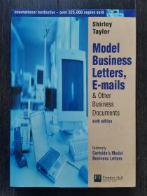 Model Business Letters, E-Mails, & Other Business Documents(英文原版)