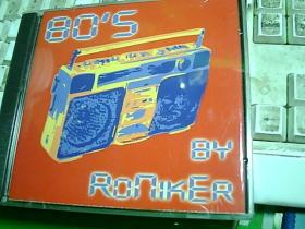 80'5 BY RONIKER (CD)