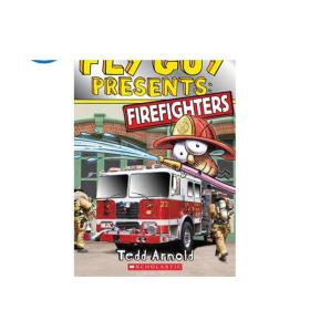 【原版】FLY GUY PRESENTS #1: FIREFIGHTERS