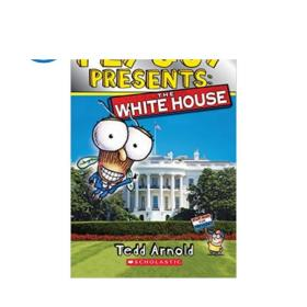 【原版】FLY GUY PRESENTS #8: THE WHITE HOUSE