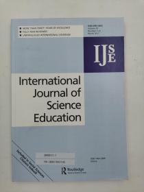international journal of science education volume 39 numbers 3-4 march 2017 国际科学教育杂志第39卷2017年3月3-4期