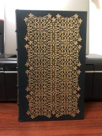 《THE POEMS OF JOHN DONNE(约翰·邓恩诗集)》Easton Press 真皮精装限量本
