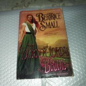 The Border Lord's Bride (Border Chronicles)