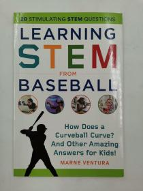 Learning STEM from Baseball: How Does a Curveball Curve? And Other Amazing Answers for Kids!