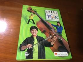SHARE THE MUSIC MCGRAW-HILL