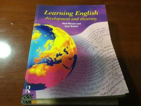 learning english development and dibersity neil ,mercer and joan swann