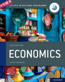 Oxford IB Diploma Programme: IB Economics Course Book 牛津IB文凭课程:IB经济学教材