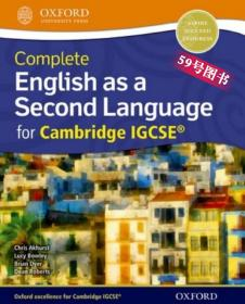 Complete English as a Second Language for Cambridge IGCSE Student Book的英语作为剑桥大学IGCSE学生手册的第二语言