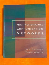 High-Performance Communication Networks (The Morgan Kaufmann Series in Networking)-高性能通信网络
