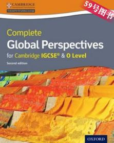 【英文原版】Global Perspectives for Cambridge IGCSE 2nd edition Student Book 牛津教材 剑桥 学生用书