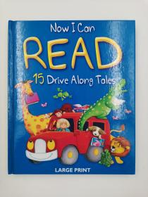 Now I Can Read 15 Drive along Tales