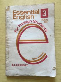 Essential English 3 Students' Book