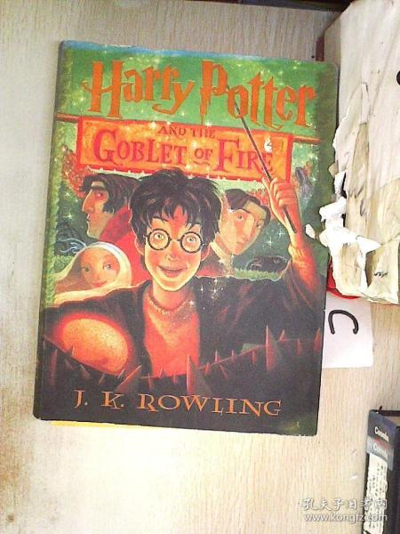 Harry Potter and the Goblet of Fire(YEAR 4.1) 哈利波特与火焰杯(4.1年级)(006) /J. K. Rowling(J.K. 罗琳) 著 Scholastic