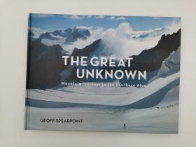 the great unknown mountain journeys in the southern alps  阿尔卑斯山脉南部的伟大未知之旅