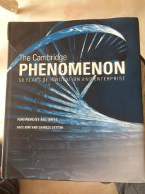 现货 The Cambridge Phenomenon: 50 Years of Innovation and Enterprise   英文原版  剑桥现象 创新与企业五十年