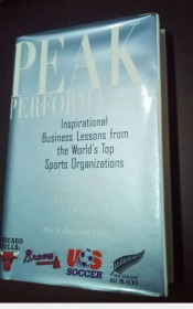 Peak Performance: Business Lessons from the World's Top Sports Organizations