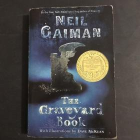 The Graveyard Book  坟场之书