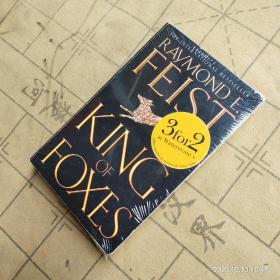 King of Foxes (Conclave of Shadows, Book 2)[阴影教会2:狐王]
