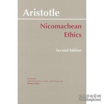 The Nicomachean Ethics-尼科马克伦理学