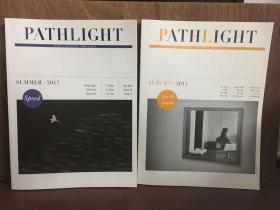 PATHLIGHT:  AUTUMN 2013-SUMMER 2013(两本合售)
