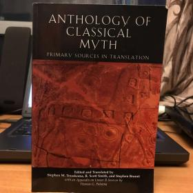 Anthology Classical Myth(primary sources translation)