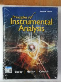 现货  Principles of Instrumental Analysis 英文原版 仪器分析原理  Douglas A. Skoog