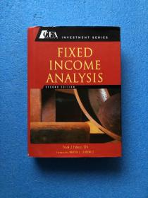 Fixed Income Analysis (Second Edition) 【固定收入分析】第2版