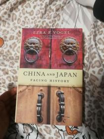 现货 China and Japan: Facing History 英文原版 中国和日本:1500年的交流史  Vogel(傅高义)