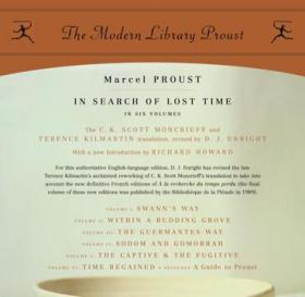 In Search of Lost Time:Proust 6-pack (Proust Complete)