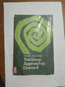 The Group Approach to Drama 4【1969年版】