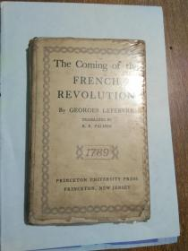 The Coming of the French Revolution【1967年精装本】