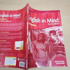English in Mind Level 1 Workbook 英语思维练习册1级