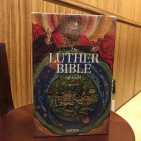The LUTHER BIBLE of1534 Complete facsimile edition