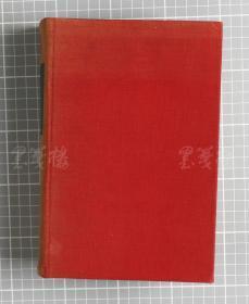 著名美國作家、唯一普利策獎/諾貝爾獎雙項獎女得主 賽珍珠(Pearl S. Buck)簽名本《ALL MEN ARE BROTHERS》硬精裝一冊 HXTX119677
