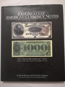 100 greatest American currency notes 100张美国伟大的纸币