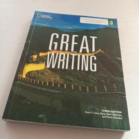 GREAT WRITING 3