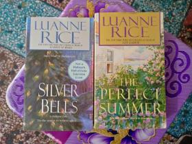 【SILVER BELLS】【THE PERFECT SUMMER】2本合售