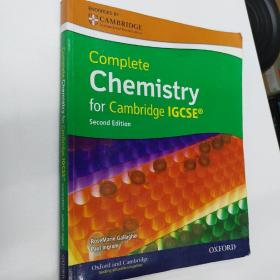 Complete Chemistry for Cambridge IGCSERG with CD-ROM (Second Edition) 英文原版《剑桥IGCSERG的完整化学 无光盘(第二版)》