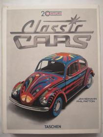 20th Century Classic Cars. 100 Years of Automotive Ads 20世纪经典汽车海报 百年老广告 taschen
